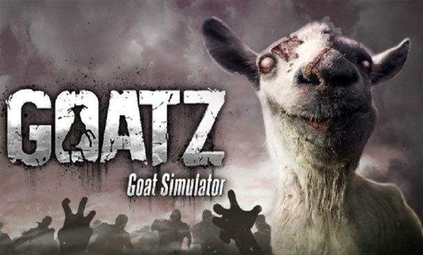 GoatZ เกมแพะโหดกระโดดยิงซอมบี้