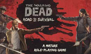The Walking Dead: Road to Survival วอกกิ้งเดทแนว RPG