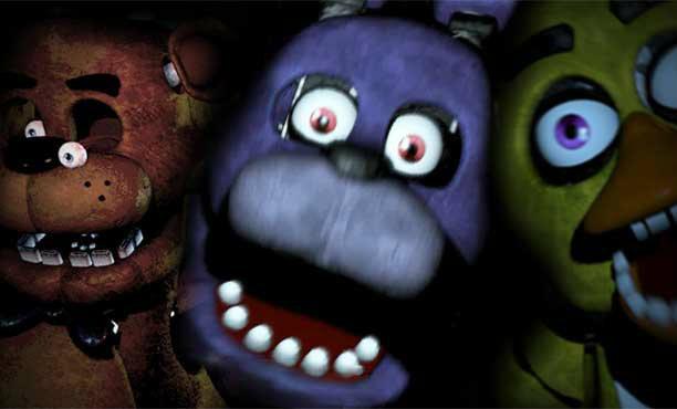 รวมฮิตคลิปสุดผวา จากเกม Five Nights at Freddy
