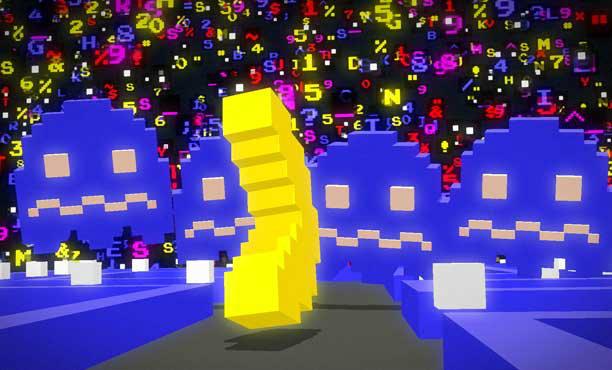 Pac-Man 256 ไล่งับๆกันในมือถือแน่ ซัมเมอร์นี้