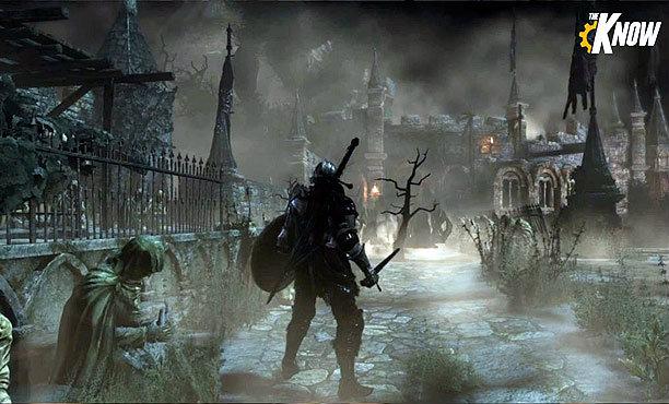 ลือเพิ่ม Dark Souls III มีภาพหลุดมาให้ดูก่อนเปิดตัว