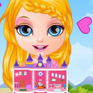 เà¸à¸¡à¸ªà¹Œà¹à¸•à¹ˆà¸‡à¸šà¹‰à¸²à¸™เกมส์แต่งบ้าน Baby Princess Dollhouse