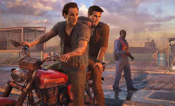 ชม Trailer เกมเพลย์ฉากแอคชั่น 15 นาทีของเกม Uncharted 4