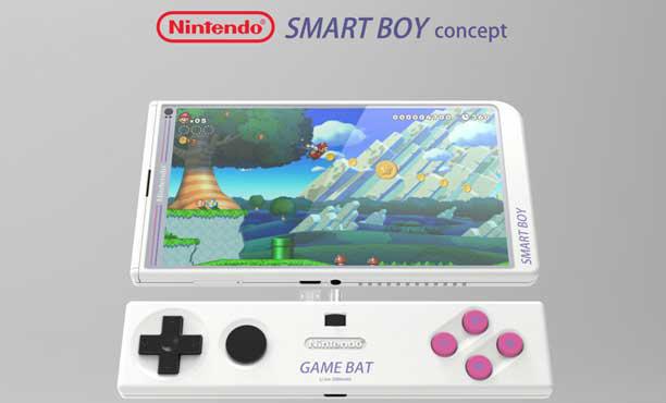 Smart Boy สมาร์ตโฟนคอนเซปต์ ของนินเทนโด
