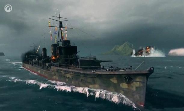 World of Warships เผยกลยุทธ์การพรางตัวและการใช้ธงสัญญาณ