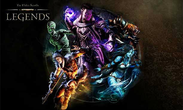 The Elder Scrolls: Legends อาจเซอร์ไพรส์ ปล่อยให้เล่นเร็วๆนี้