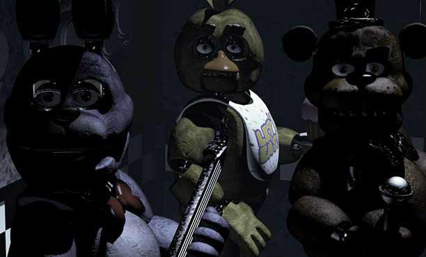 ตัวอย่างหนัง Five Nights At Freddy's จากแฟนๆทำกันเอง