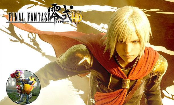 Final Fantasy Type-0 HD ของ PC มาให้เล่นกัน 18 สิงหาคมนี้