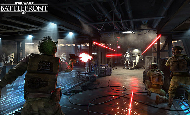 Star Wars Battlefront เผยโหมด Blast Mode สู้ 10 ต่อ 10
