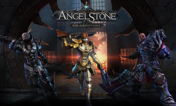 แนะนำ Angel Stone เกมแนว Hack and slash สุดมันส์มาใหม่ในมือถือ