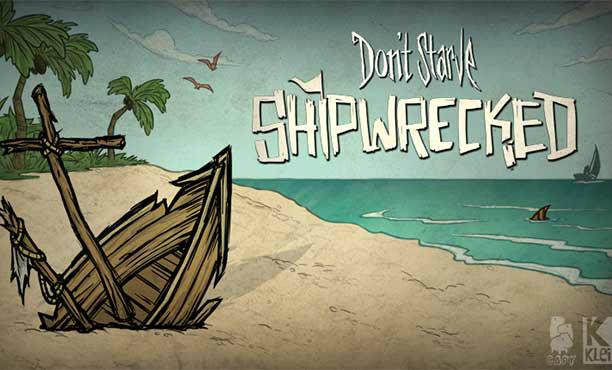 Don't Starve 'Shipwrecked' ตัวเสริมใหม่มาปลายปีนี้