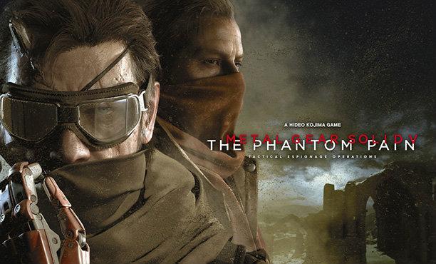 Metal Gear Solid V ของ PC ออกมาให้เล่นพร้อมคอมโซล