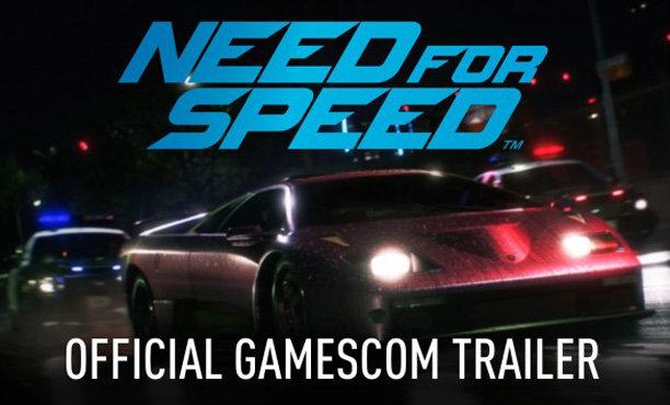 Need for Speed Gamescom Trailer เผย 5 สไตล์นักซิ่งจากนักซิ่งตัวจริง