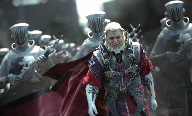 Final Fantasy XV เผยตัวร้ายภาคนี้โคตรเลวยิ่งกว่าทุกๆภาค