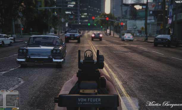 GTA V สวยเทพขึ้นเหมือนโลกจริง ด้วยพลังแห่ง Mod