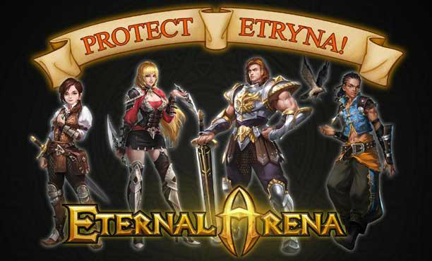 Eternal Arena เกม MOBA มือถือจากค่าย NetEase