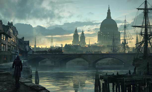 Assassin's Creed Syndicate พาเที่ยวกรุงลอนดอนยุคปี 1868
