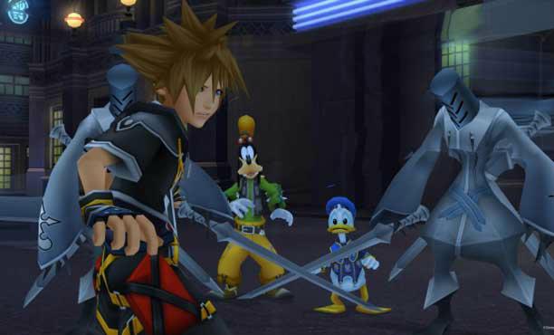 ลือ! เหลี่ยมโพสโปรเจค Kingdom Hearts 2.9 สำหรับเครื่อง PS3 และ PS4
