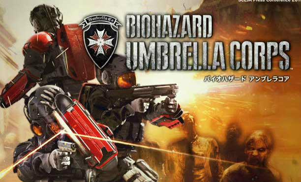 Resident Evil: Umbrella Corps ผีชีวะกลายเป็นเกมยิงเต็มตัว