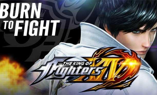 SNK เปิดตัว The King of Fighters XIV ลงเครื่อง PS4 ปี 2016