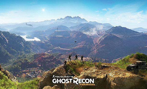 Trailer ตัวอย่างใหม่จาก Tom Clancy's Ghost Recon Wildlands