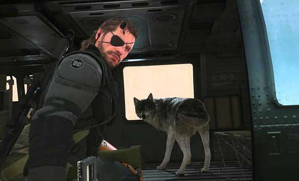 ฉากคัทซีนลับลูกเล่นของเกม Metal Gear Solid V หากไม่เข้าเกมสักระยะ