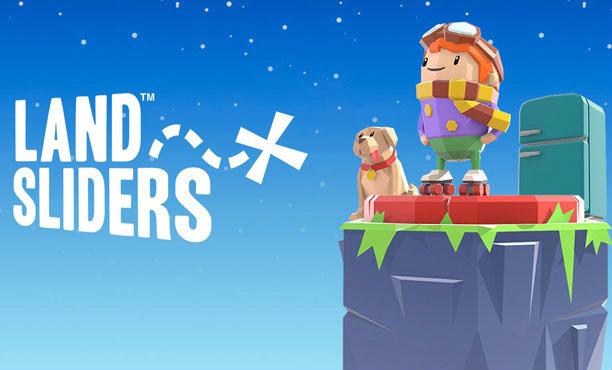 Land Sliders เกมมือถือมาแรง สไลด์หน้าจอผจญภัย