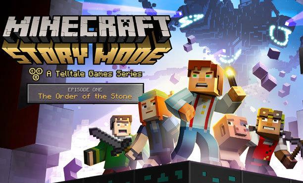 Minecraft: Story Mode ตอนแรกจะปล่อยให้ชาวมือถือได้เล่นกัน 15 ตุลาคมนี้