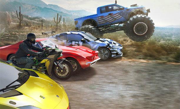The Crew: Wild Run เกมรถแข่งออนไลน์ จาก Ubisoft