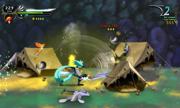 Dust: An Elysian Tail สุดยอดเกม 2D จาก Xbox 360 มาให้เล่นใน iOS แล้ว