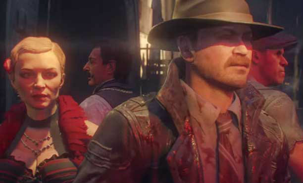 Call of Duty: Black Ops III เปิดตัวโหมดซอมบี้ สไตล์หนังเก่ายุค 1940