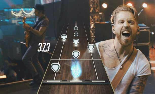 Guitar Hero Live ของมือถือออกมาให้เล่นแล้ว มารัวหน้าจอกัน!