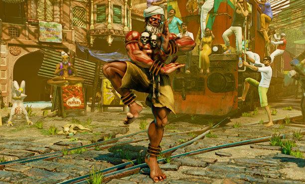 Street Fighter V กำหนดไฝว้ 16 กุมภาพันธ์ 2016 พร้อมเพิ่ม