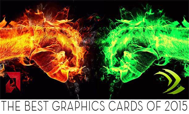 เทียบการ์ดจอแรงแห่งปี 2015 ฝ่ายไหนเด็ดกว่ากัน แดง หรือ เขียว