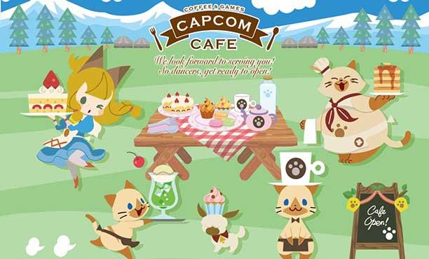 Capcom เปิดร้านคาเฟ่ของตัวเองในญี่ปุ่น แต่งร้านด้วยธีม Monster Hunter
