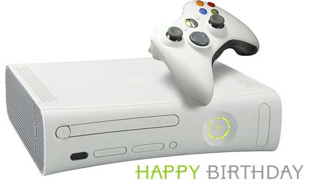 สุขสันต์วันเกิดสองยอดเครื่องเกม ประจำเดือนพฤศจิกายนนี้