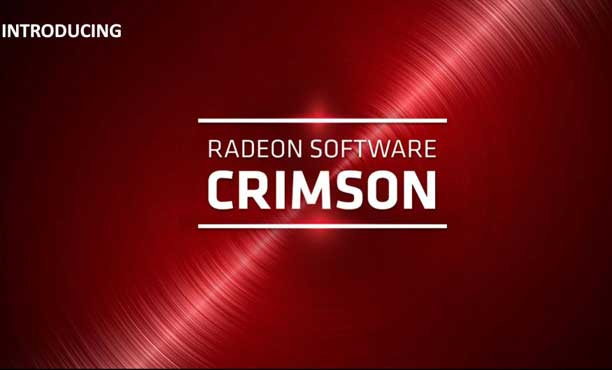 AMD เปิดให้ดาวน์โหลดไดรเวอร์รุ่นใหม่ Crimson ที่จะมาแทน Catalyst