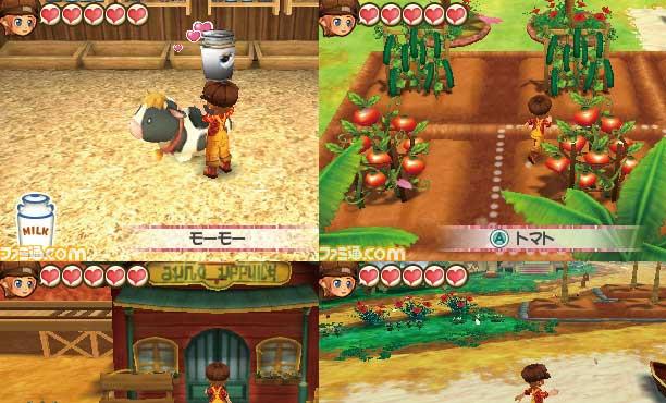 Story of Seasons: Good Friends of Three Villages เกมปลูกผักภาคใหม่ของปีนี้