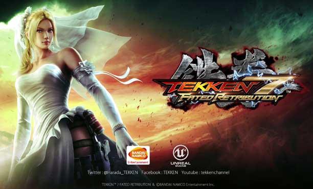 Nina Williams เจ๊สวยพันปีหักกระดูกกลับมาแล้ว ใน Tekken 7: Fated Retribution