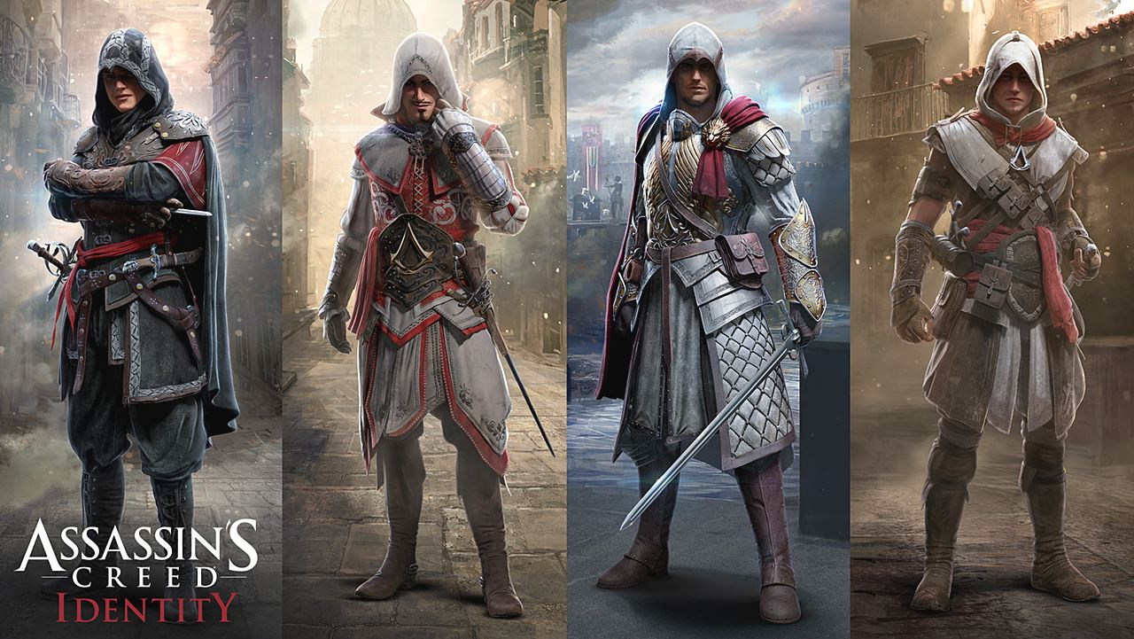 Assassin's Creed Identity ลัทธินักฆ่าภาคพิเศษ สำหรับชาวมือถือเท่านั้น