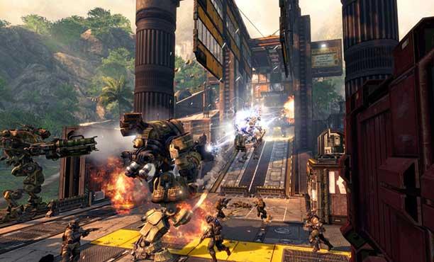 Titanfall 2 จะมีโหมดเล่นคนเดียวด้วย, ไม่จำกัดเฉพาะ Xbox, กำลังทำทีวีซีรีส์