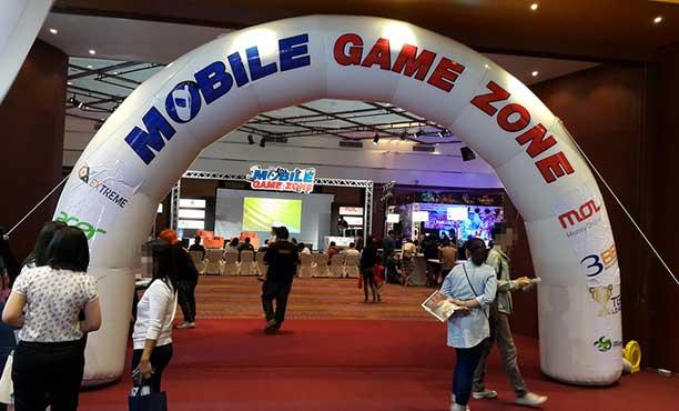 พาเที่ยว Mobile Game Zone ในงาน Thailand Mobile Expo 2016