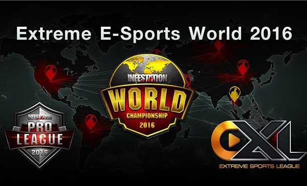 EXE เปิดตัวงานแข่งขันใหญ่ Road to Infestation World Championship 2016
