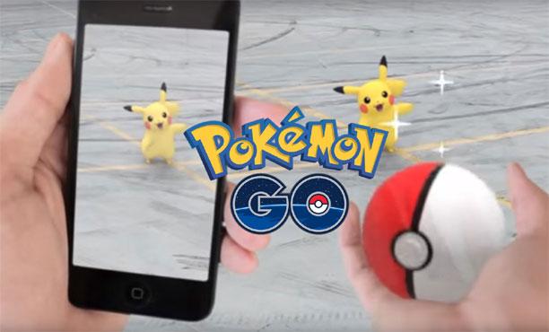 วีดีโอเกมเพลย์ Pokémon Go ที่กำลังจะเปิดทดสอบเร็วๆนี้