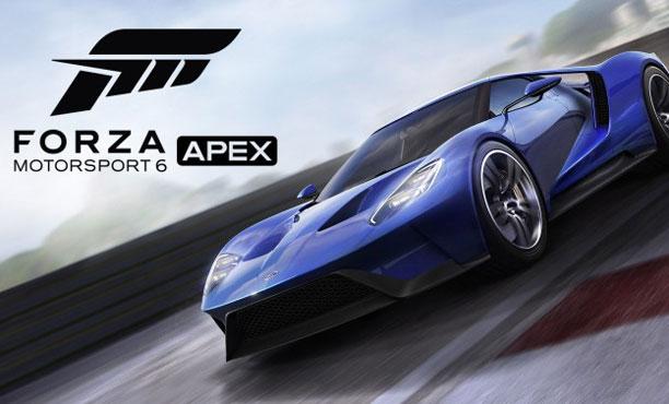 Forza Motorsport 6: Apex ของ Windows 10 พร้อมเปิดทดสอบ 5 พฤษภาคมนี้