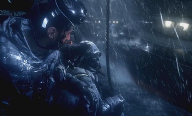 รวมรายละเอียดแรก Call of Duty: Modern Warfare Remastered