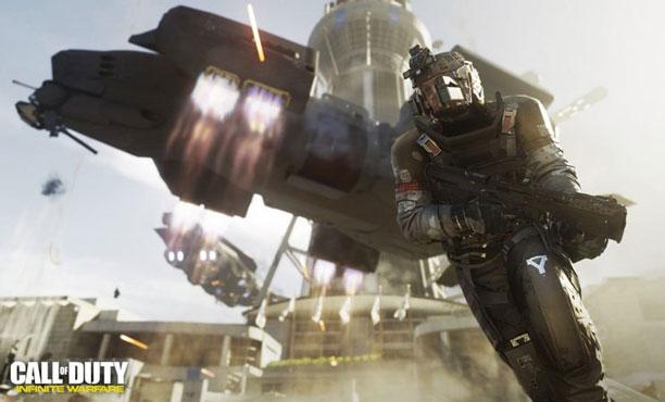 Call of Duty Infinite Warfare ขึ้นแท่นคลิปที่คน Dislike มากที่สุดอันดับ 4 ของโลก
