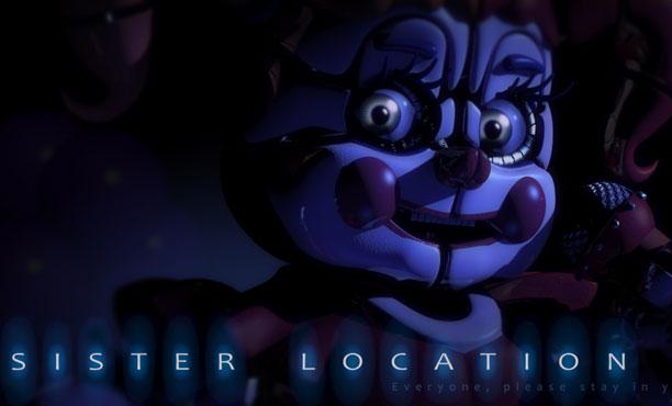 Sister Location เกมสยองญาติห่างๆของ Five Nights at Freddy's