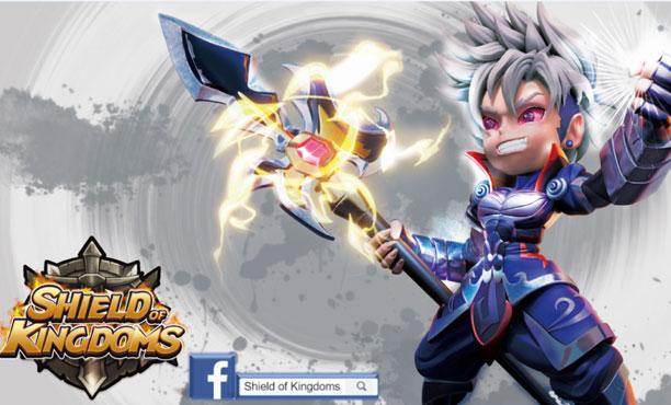 Shield of Kingdoms มหากาพย์เกมใหม่ PvP สุดมันส์