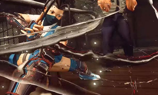 Street Fighter V เพิ่มตัวละครใหม่ตัวที่สาม Ibuki นินจาสาวสุดพริ้ว